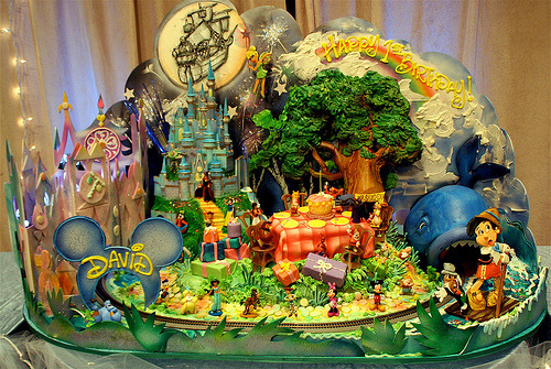 12 Photos of Made At Disney World Cakes