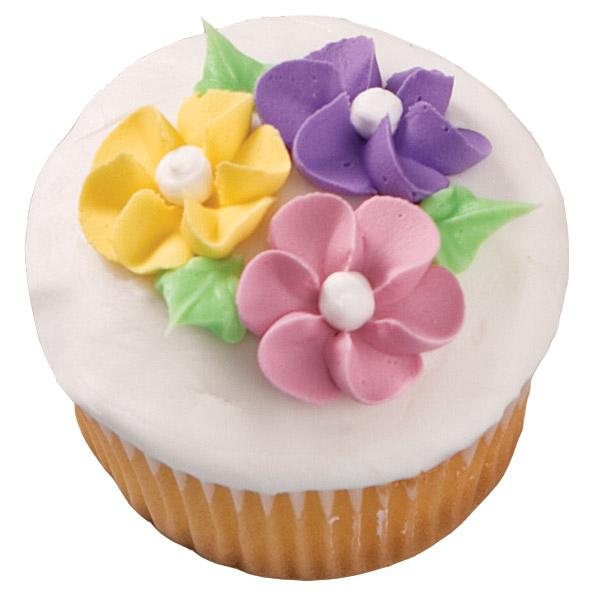 Drop Flower Cupcake Extravaganza