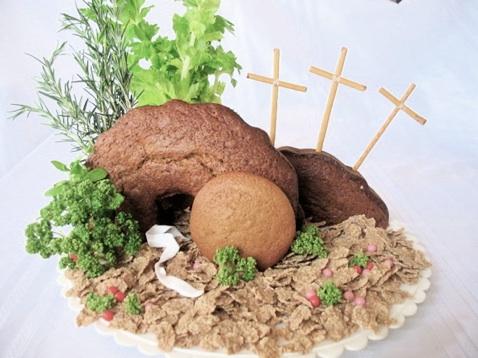 Easter Cake Resurrection Sunday