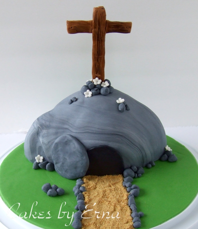 10 Photos of Resurrection Easter Cakes