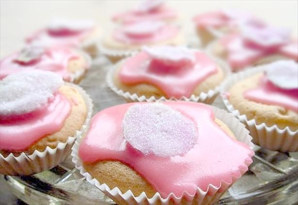 English Fairy Cakes