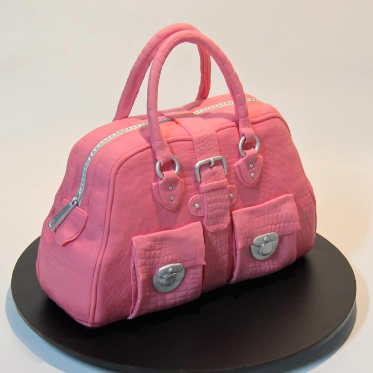 Handbag and Purse Cake
