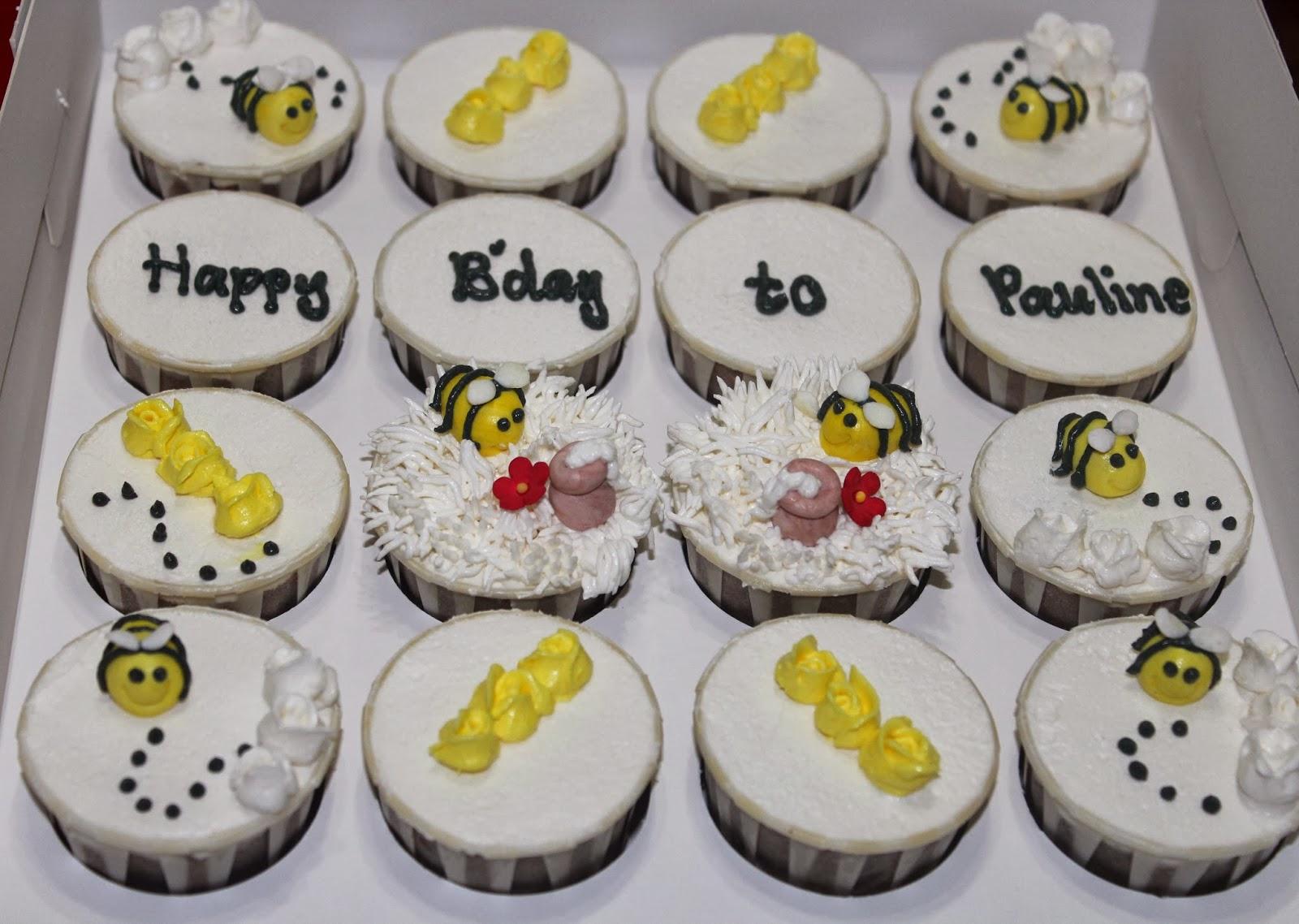Happy Birthday Pauline Cake