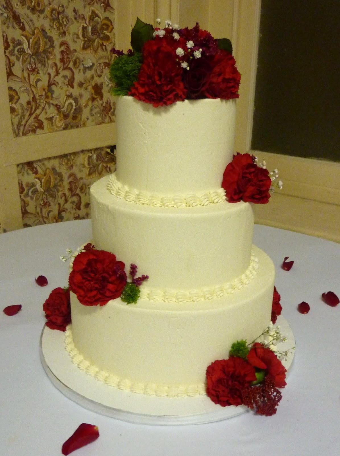 Happy Wedding Anniversary Cakes
