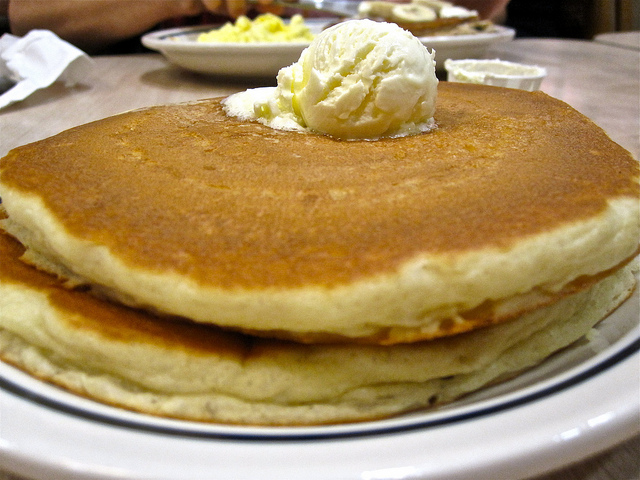 6 Photos of Double Stack Pancakes
