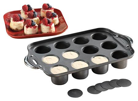 Individual Mini Cheesecake Pans