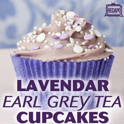 Lavender Earl Grey Tea Cake Recipe