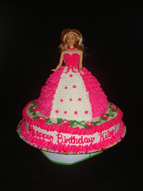 Melissa Birthday Cake