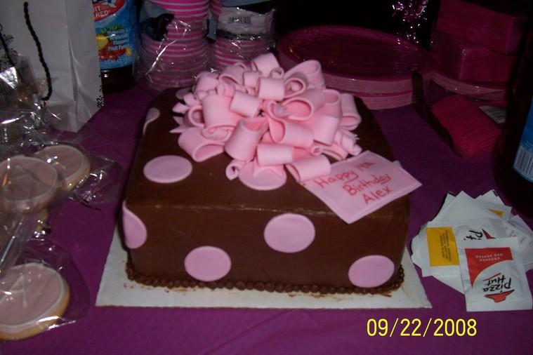 Melissa Sweet Cakes Birthday