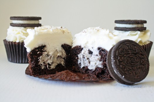 Oreo Cookies and Cream Filling