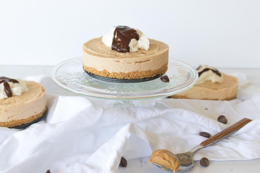 Peanut Butter No-Bake Cheesecake