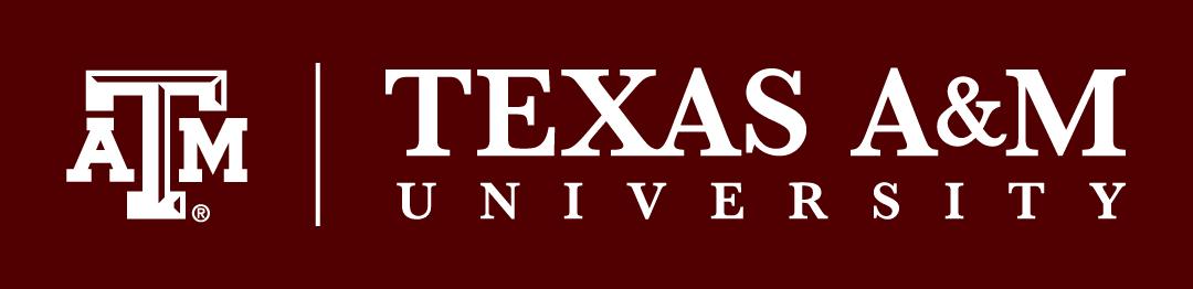 Texas A M University Galveston Logo