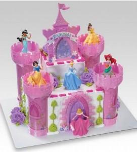 Unique Princess Birthday Cake Ideas