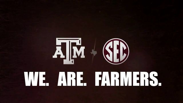We Are Farmers Texas A&M