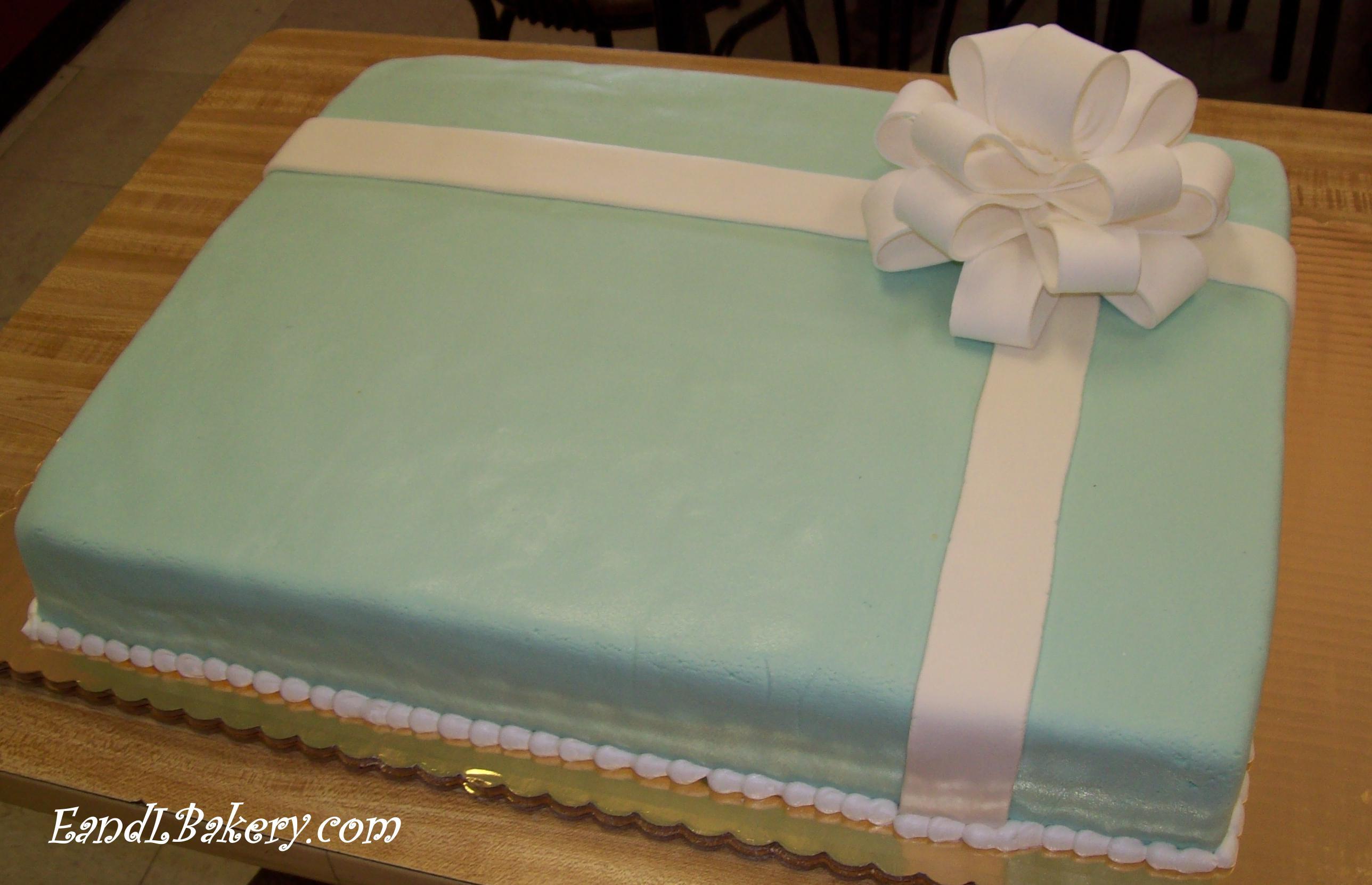 Wedding Sheet Cake Fondant