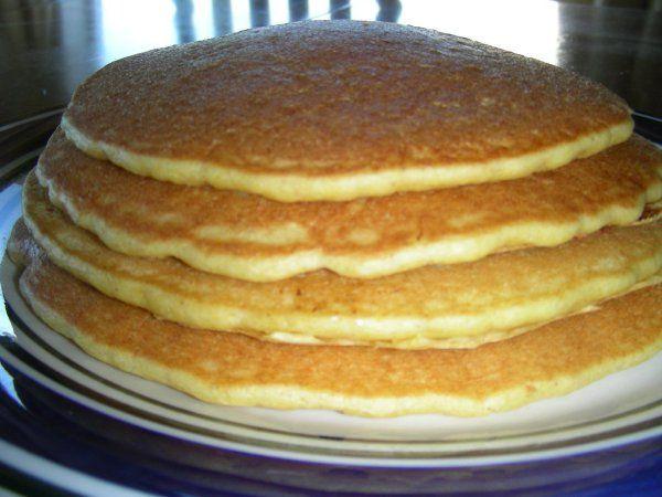 Yellow Squash Pancakes